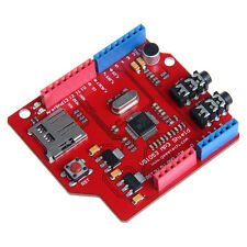 MP3 shield board with TF card slot make more easy to play music for VS1053 Board