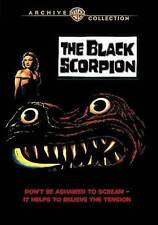 The Black Scorpion (DVD, 2014)