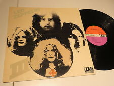 Led Zeppelin -3  lll  France Red Plum Atlantic  First Press.. Different Cover