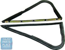1966 - 1972 Ford F Series Vent Window Seal Kit - KF4911 - 2 Pieces