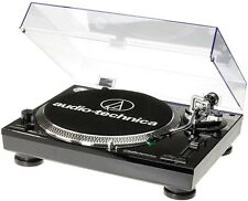 Audio-Technica LP120BK-USB Black turntable sold By Pure-Grooves.com