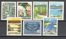 R7522 - JUGOSLAVIA 1965 - SERIE COMPLETA TEMATICHE * LING - VEDI FOTO