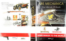 "ARS MECHANICA The Ultimate FN Book - ""The"" Book on Fabrique Nationale"