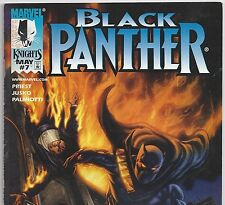 Black Panther #7 Vol.2 from Avengers from May. 1999 in Fine+ con. DM Movie!