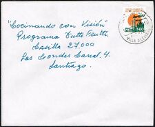 1301 CHILE COVER 1992 ECOLOGY ENVIRONMENT VILLA ALEMANA - SANTIAGO-27