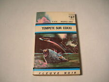 Tempete Sur Coxxi by Maurice Limat (Anticipation1969) French Science Fiction