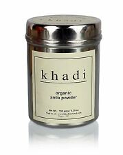 Khadi Organic Amla Powder Natural Hair Conditioner & Scalp Cleanser - 150gm