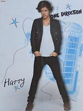 HARRY STYLES - A2 Poster (XL - 42 x 55 cm) - One Direction Clippings Sammlung