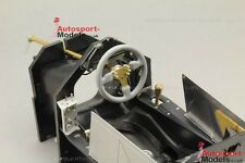 1/12 McLaren MP4/6 Honda Cockpit detail set for Tamiya kit ~ Top Studio 23159