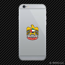 Emirati Emblem Cell Phone Sticker Mobile United Arab Emirates flag ARE