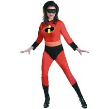 Mrs. Incredible Costume Adult The Incredibles Superhero Halloween Fancy Dress