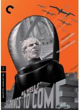 Things to Come [Criterion Collection] (2013, DVD NEUF)