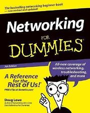 Networking For Dummies (For Dummies (Computers)) Lowe, Doug Paperback