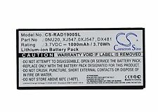 3.7V Battery for DELL PowerEdge R200 PowerEdge R300 Poweredge R310 0NU209 UK NEW