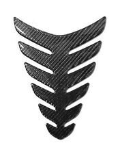 TANK PAD PROTECTOR REAL CARBON FIBER STICKER FITS HONDA CBR/CB MOTORCYCLE