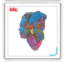 LOVE FOREVER CHANGES 1967 LP COVER FRIDGE MAGNET IMAN NEVERA