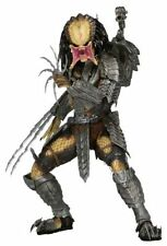 "NECA ALIEN vs.PREDATOR (AvP) SERIES 14 SCAR PREDATOR UNMASKED 8""FIGURE # 5259 A"