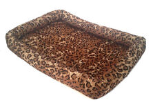 Leopard Print PET BED Mat Cushion For Dog Cat Puppy