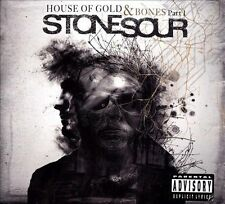 Stone Sour - The House of Gold & Bones, Pt. 1 [PA] [Digipak] (CD, Oct-2012)