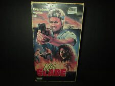 Kill Slade (VHS) Rare Hard To Find (Patrick Dollaghan) NTSC/US/CA
