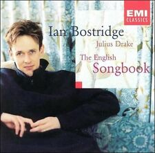 IAN BOSTRIDGE, The English Songbook, Julius Drake, NEW