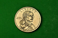 2014-D  BU Mint State (Sacagawea/Native American) US One Dollar Coin