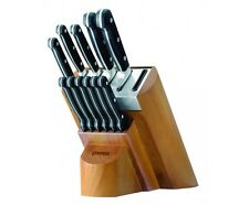 Pyrex Centurion 12 Piece Stainless Steel Knife Block Set