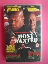MOST WANTED  (JON VOIGHT) -    RARE AND DELETED
