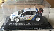 """DIE CAST """" FORD FOCUS WRC ACROOLIS RALLY - 2003 """" RALLY DEA SCALA 1/43"""