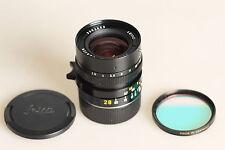 LEITZ ELMARIT-M 1:2.8 / 28mm