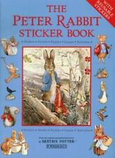 The Peter Rabbit Sticker Book: Stickers, Stories, Puzzles, Games, Activities; Wi