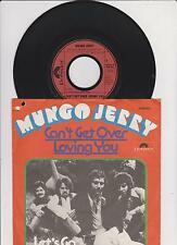 """7 """" Single Mungo Jerry - Can´t get over Loving You"""