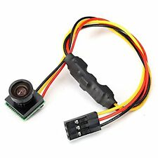 Mini HD 700TVL 1.7mm Lens CMOS Wide Angle FPV Camera 5-12V NTSC/PAL MODE Hot