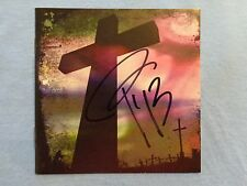 Phil Anselmo PANTERA Signed Autographed CD Cover/Jacket F