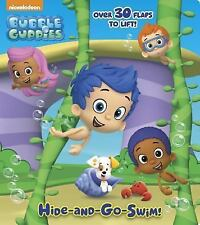 Nifty Lift-And-Look: Hide-And-Go-Swim! (Bubble Guppies) by Random House...