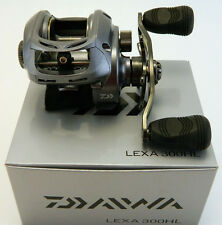 **NEW DAIWA LEXA 300HL PADDLE HANDLE BAITCASTING REEL  6.3 RATIO LEXA300HL LH