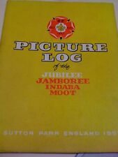 Guiding Jubilee Jamboree Indaba Moot Sutton Park 1957 Official Programme