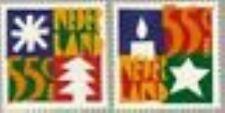Nederland 1628-1629  kerst  1994  postfrisMNH