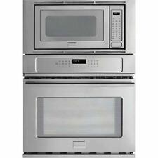 "NIB Frigidaire Professional 27"" Electric Wall Oven Microwave Combination SS"