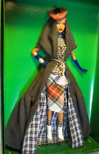 BYRON LARS FENELLA LAYLA BARBIE DOLL NEW 2011 NRFB in shipper