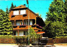 """Bad Wörishofen , Kurheim """"Landhaus Hildegard"""" , Ansichtskarte"""