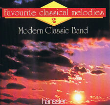 Favourite Classical Melodies 2 - Modern Classic Band CD Hänssler Verlag 1991