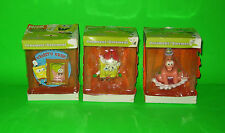3x SpongeBob SquarePants Christmas Ornaments Employee of the Month Picture Frame