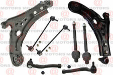 CHEVROLET AVEO Front Lower Control Arm Balls Outer Inner Tie Rod Ends Rh-Lh
