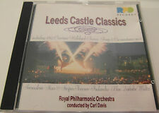 Davis and Rpo - Leeds Castle Classics - Various Artists CD Album, Used very good
