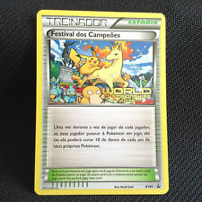 Pokemon CHAMPIONS FESTIVAL XY91 FESTIVAL DOS CAMPEOES WORLDS 2015 - PORTUGUESE