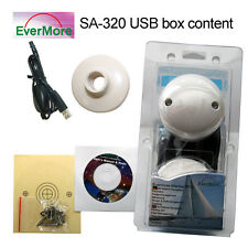 SA-320 USB Marine GPS Receiver Evermore 12 Channel NMEA 0183 Laptop Notebook