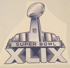 "New England Patriots FATHEAD Super Bowl XLIX TROPHY 15.5"" x 17"" Vinyl Graphics"