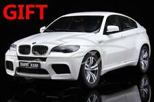 Car Model Kyosho BMW X6M SUV 1:18 (White) + SMALL GIFT!!!!!!!