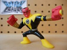 DC Universe Action League (Brave and the Bold) Yellow Lantern SINESTRO - Wave 4